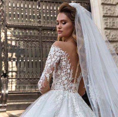свадебное платье модель 159