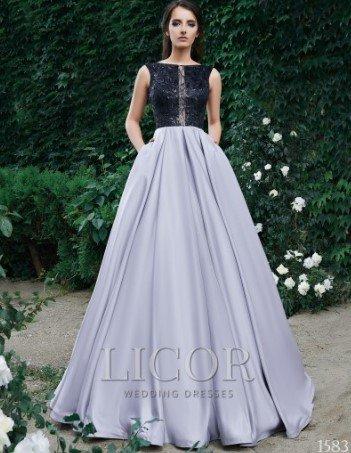 Вечернее платье модель 18