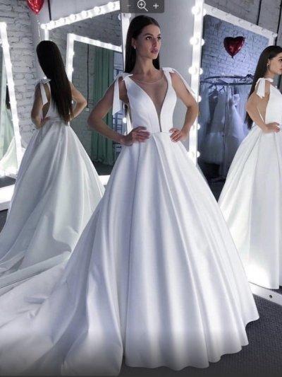 свадебное платье модель 165