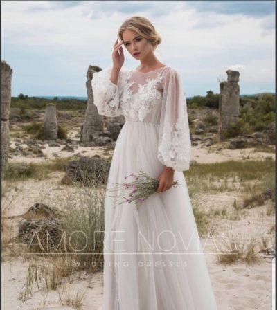 свадебное платье модель 187