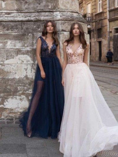 Вечернее платье модель 42