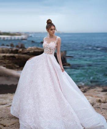 Свадебное платье модель 216