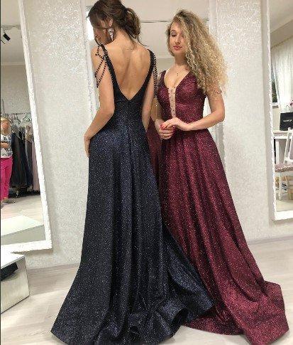 Вечернее платье модель 53