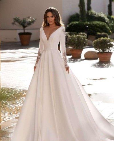 Свадебное платье модель 209