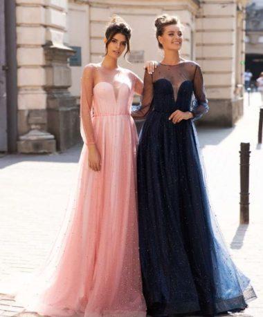 Вечернее платье модель 40