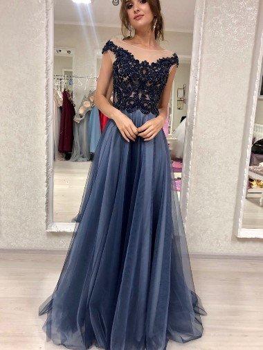 Выпускное платье модель 56