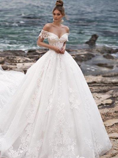 Свадебное платье модель 218
