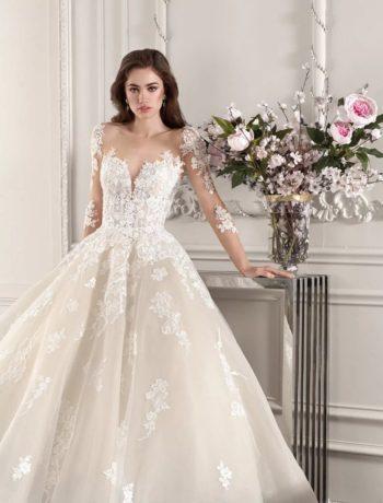 Свадебное платье модель 213