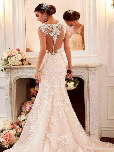 свадебное платье модель 179