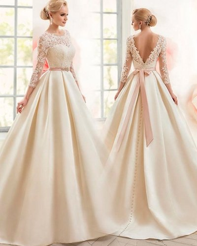 свадебное платье модель 178