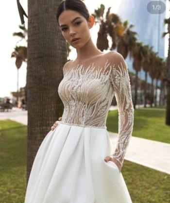Свадебное платье модель 229