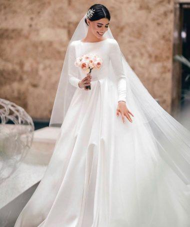 Свадебное платье модель 212