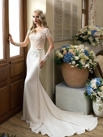 Cвадебное платье модель 172