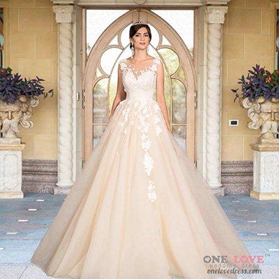 свадебное платье модель 183