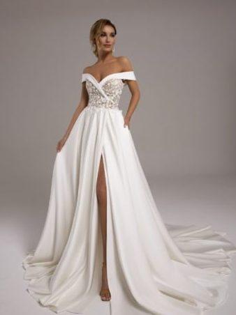 Свадебное платье модель 224