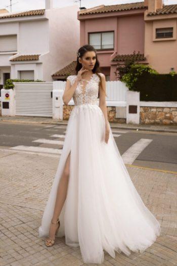 Свадебное платье модель 226