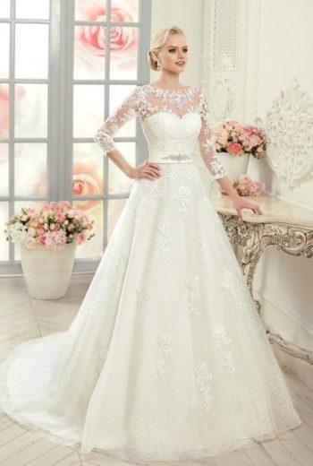 Свадебное платье модель 223