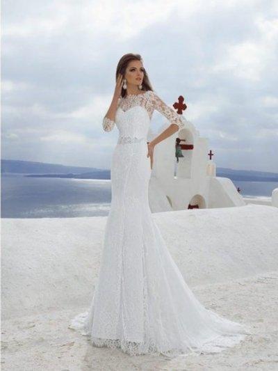 свадебное платье модель 185