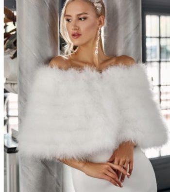 свадебная накидка мод 106