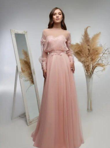 Вечернее платье модель 36