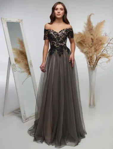 Вечернее платье модель 37