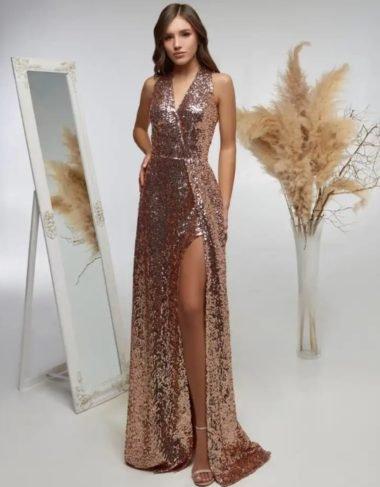 Вечернее платье модель 34