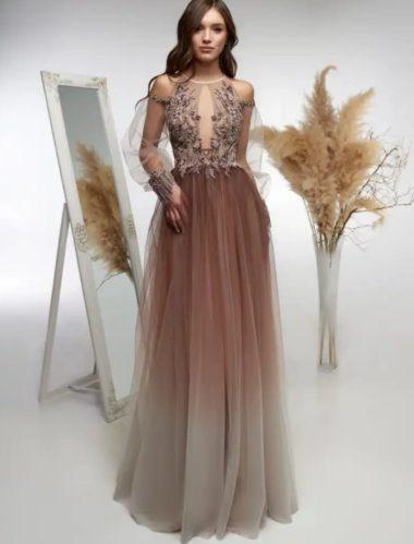 Вечернее платье модель 35