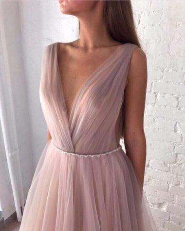 Вечернее платье модель 46