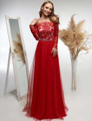 Вечернее платье модель 31