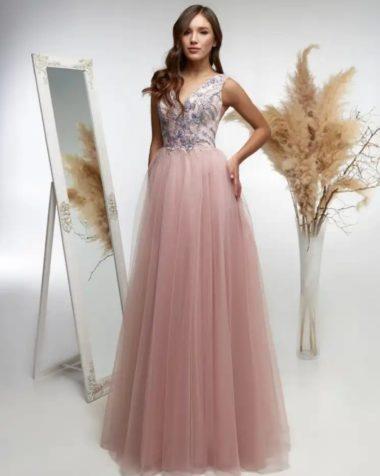 Вечернее платье модель 30