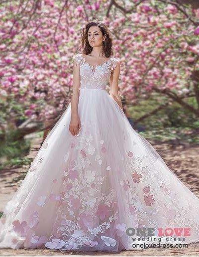Свадебное платье модель 175